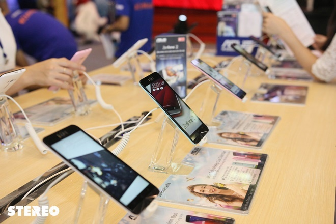 Toàn cảnh sự kiện Asus Expo 2015 tại Hà Nội