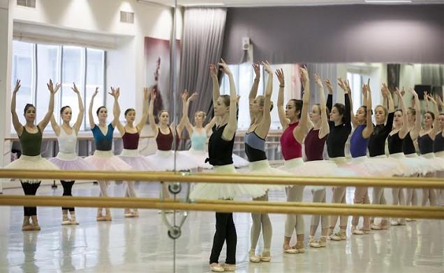 Truyền hình online Ngày Ballet Thế giới 2015
