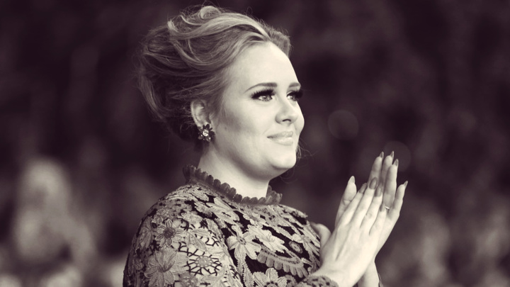 Adele gây xúc động với 28 giây của ca khúc mới bí ẩn