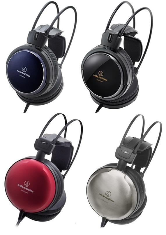 Audio Technica giới thiệu dòng tai nghe Art Monitor mới