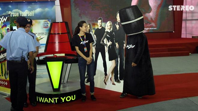 Sôi động sự kiện Sony Show 2015 tại Hà Nội
