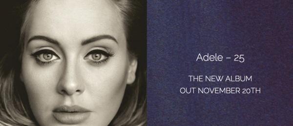 """Adele gây sốt với ca khúc """"Hello"""" ấp ủ sau 5 năm"""