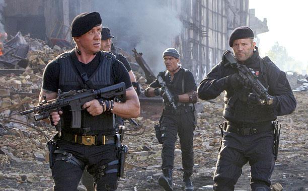 'Biệt đội đánh thuê 4' tấn công rạp chiếu 2017