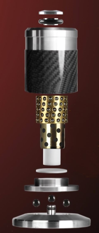 KAT Audio Terminator T1: chân chống rung siêu phức tạp