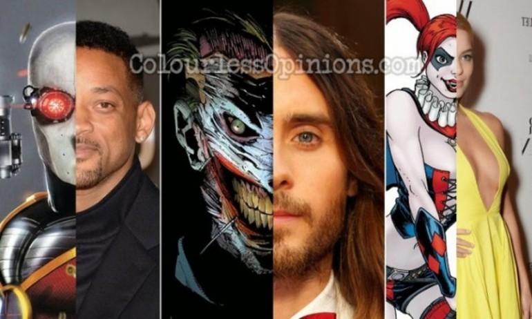 Chuyện tình tay ba giữa các quái nhân trong 'Suicide Squad'