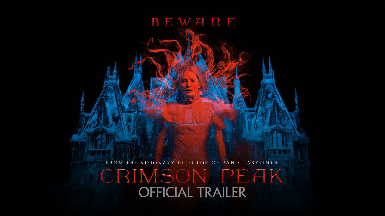 'Crimson Peak' – Rùng rợn và nóng bỏng