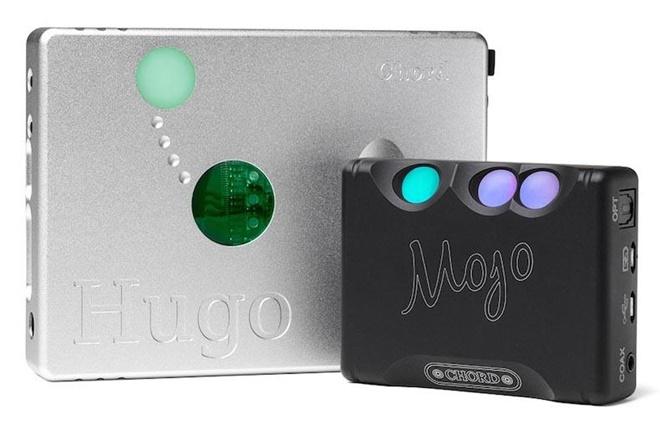 Chord ra mắt DAC/ampli tai nghe Mojo, đàn em của Hugo