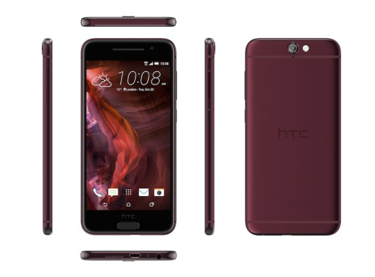 HTC ra mắt smartphone One A9: đọc vân tay, camera 13MP, không có Tidal