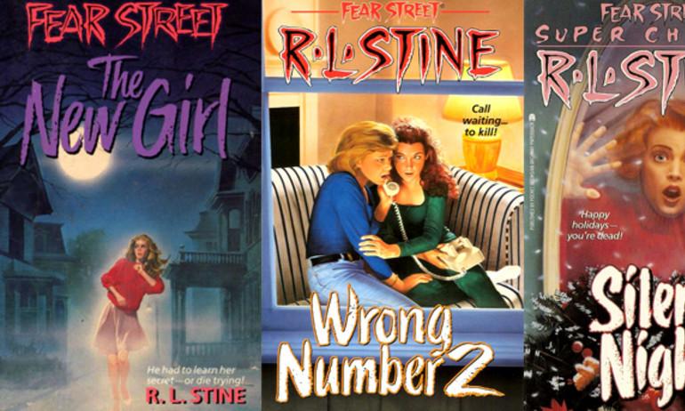'Fear Street' của nhà văn kinh dị R.L. Stine sẽ lên màn ảnh rộng