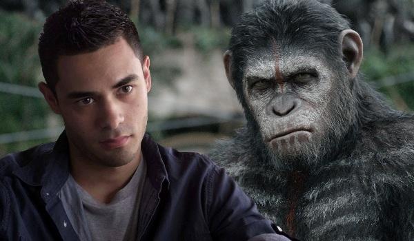 Hé lộ hình ảnh đầu tiên của 'War for the Planet of the Apes'