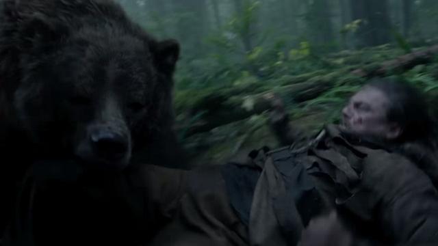 Leonardo Dicaprio trải nghiệm cuộc sống hoang dã trong 'The Revenant'