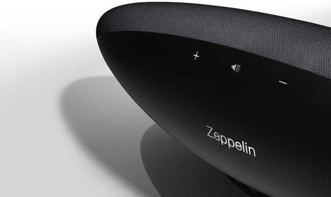 Bowers & Wilkins đưa dòng loa biểu tượng  Zeppelin trở lại