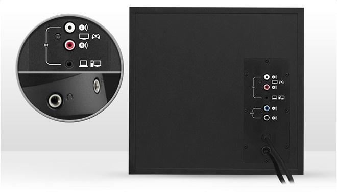 Logitech giới thiệu loa máy tính Z533: công suất 120watt, giá 100USD