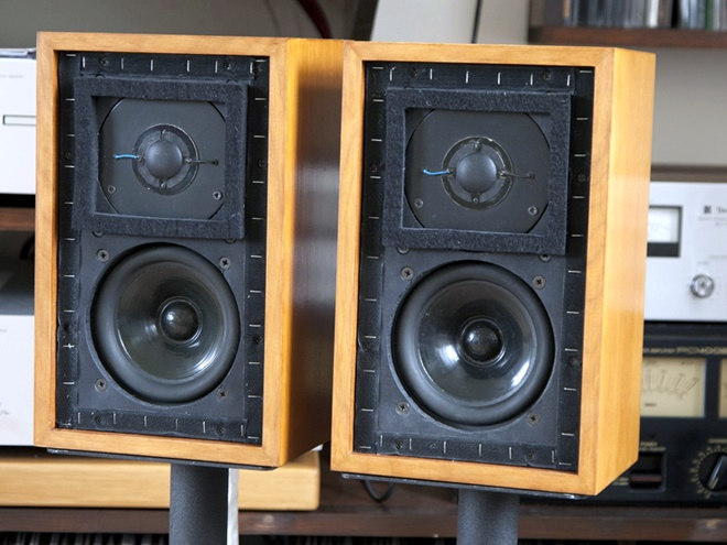 Huyền thoại loa Chartwell LS3/5 BBC trở lại thị trường