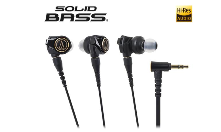 Audio Technica tung loạt tai nghe làm mới dòng Solid Bass