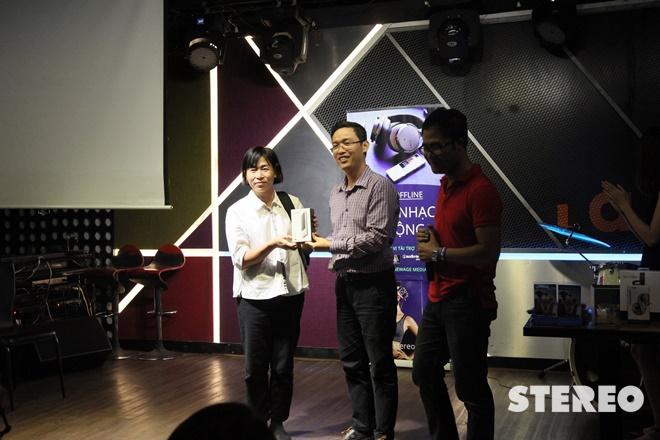 Sôi động sự kiện offline NGHE NHẠC DI ĐỘNG tại Hà Nội