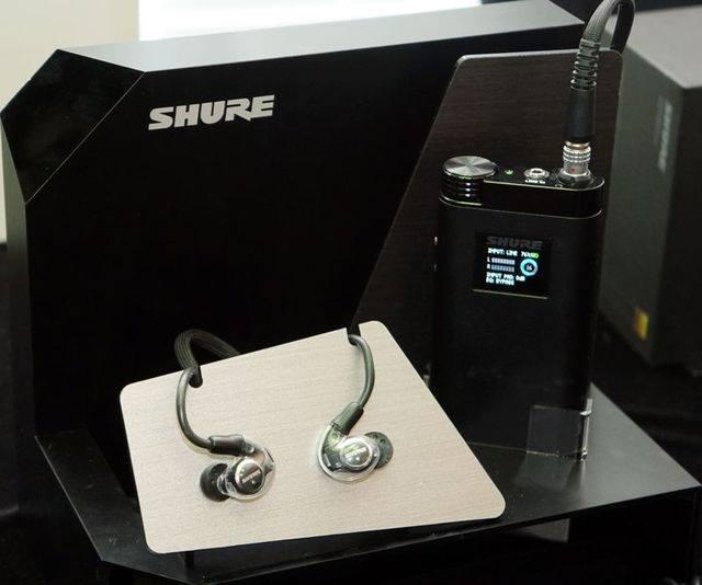 Shure ra mắt KSE1500 – chiếc IEM tĩnh điện nhỏ gọn nhất thế giới