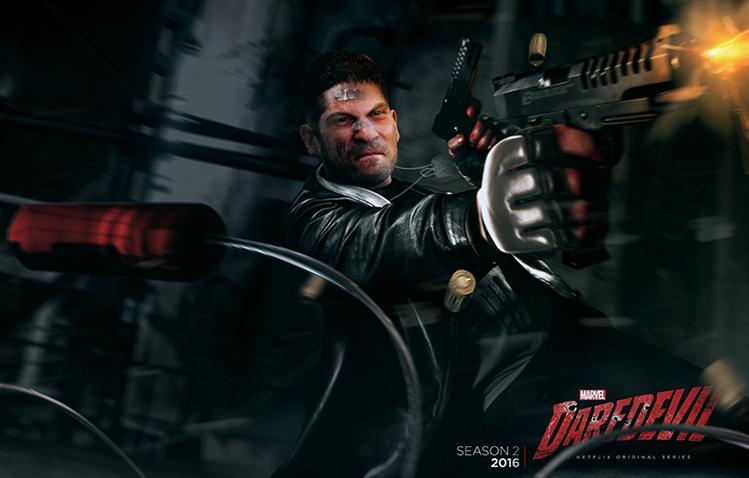 Siêu nhân mù 'Daredevil' ra mắt trailer đầy kịch tính