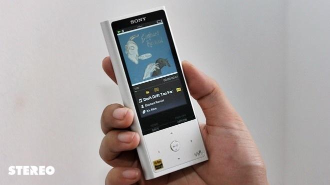 Sony Walkman NW-ZX100: âm thanh tốt, giá thành hợp lý