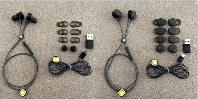 Pugz: tai nghe nhỏ nhất thế giới sạc trực tiếp từ điện thoại