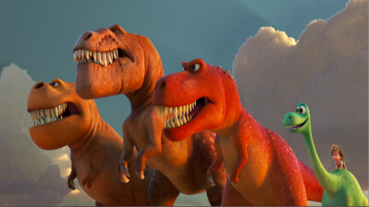 'The Good Dinosaur' có thể vượt mặt 'Inside Out' về doanh thu
