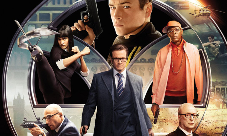 Tiết lộ những chi tiết mới trong 'Kingsman 2'