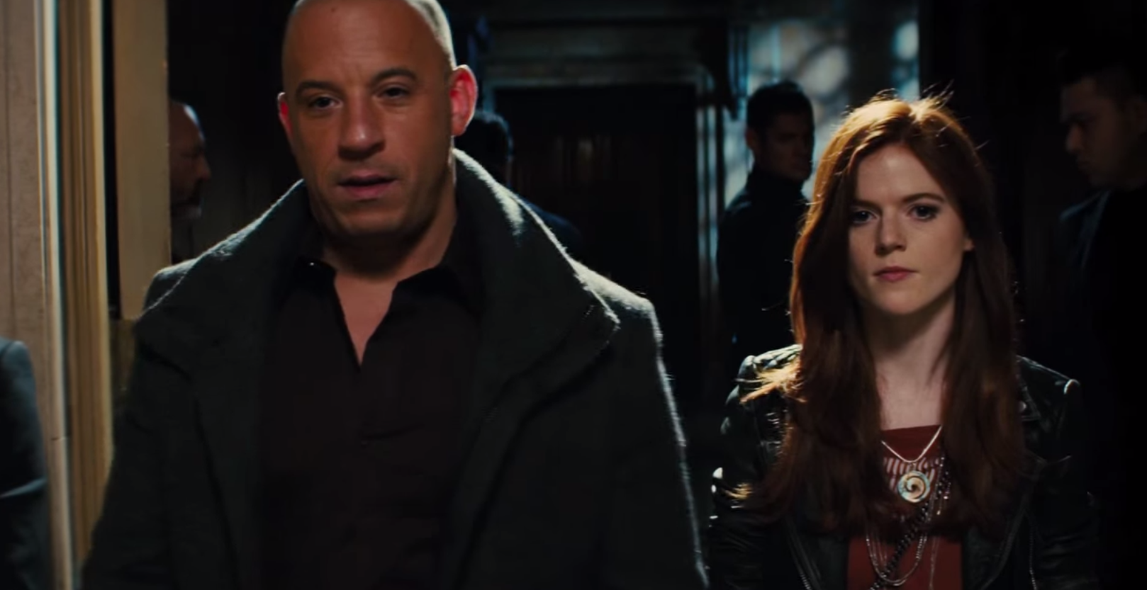 Vin Diesel trở thành thợ săn phù thủy trong 'The Last Witch Hunter'