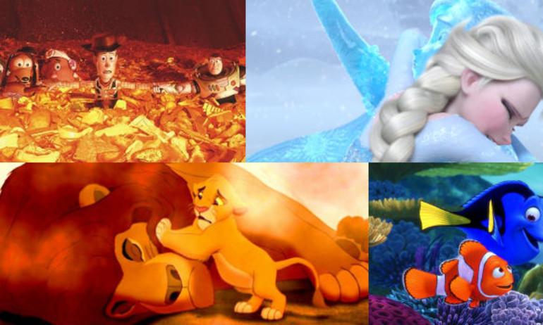 Walt Disney mừng sinh nhật 92 tuổi bằng video 92 giây