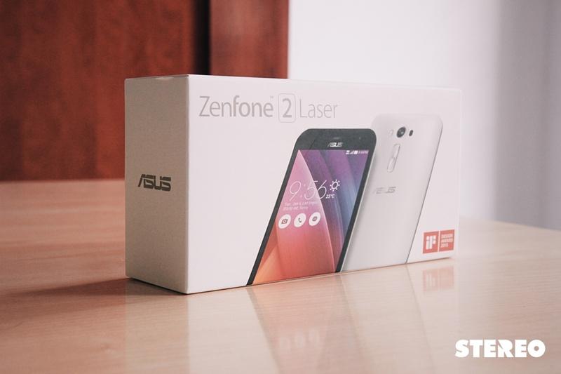 Đánh giá Zenfone 2 Laser: Ngôi sao lớn trong phân khúc giá rẻ
