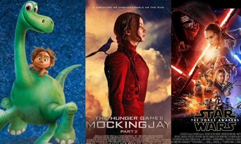5 phim chiếu rạp đáng xem nhất tháng 12 này