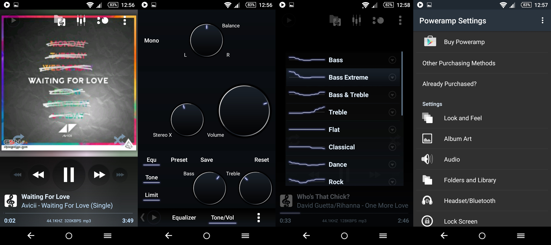 5 ứng dụng nghe nhạc đáng dùng thử cho Android