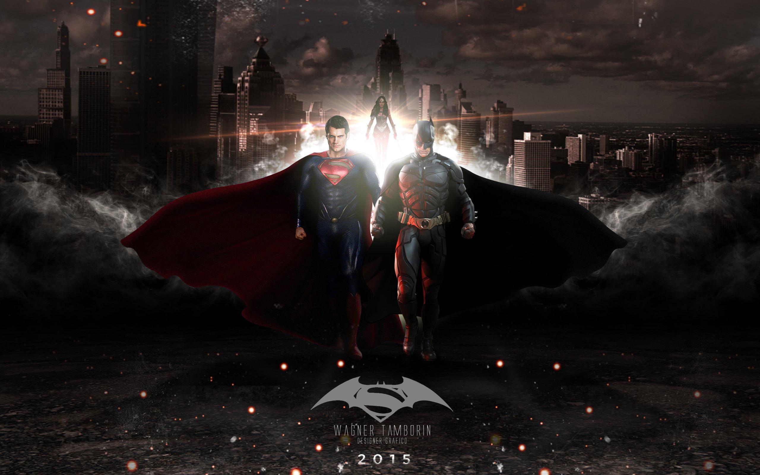 Batman chỉ có thể đánh bại Superman bằng thủ đoạn?