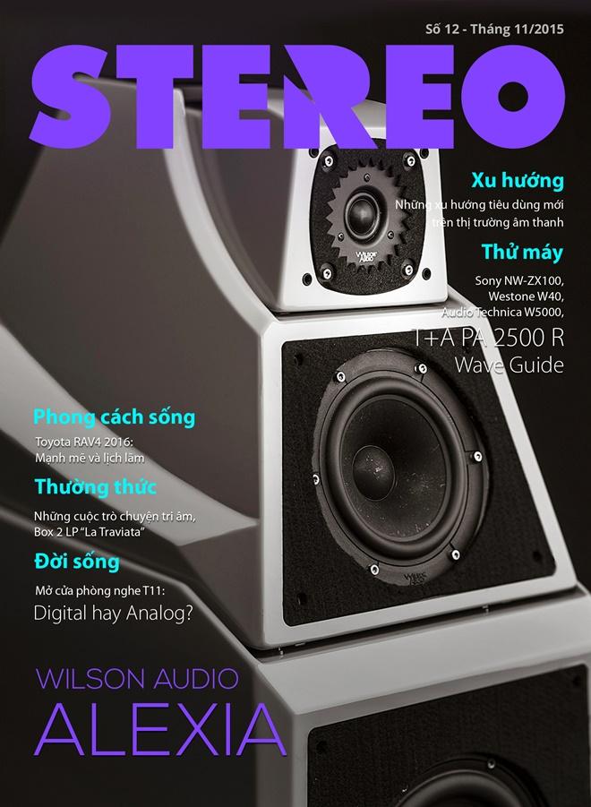 Tạp chí Stereo số 12: tháng 11/2015