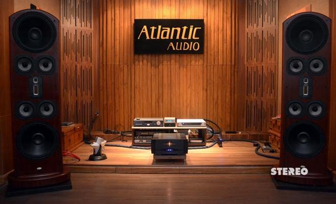 Trao đổi về nhạc lossless tại Atlantic Audio