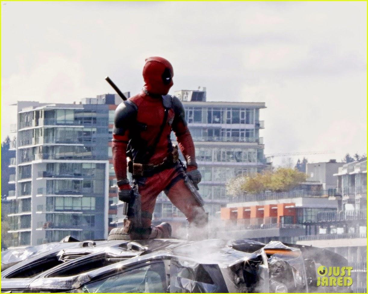'Deadpool' – siêu anh hùng toàn tính luyến ái đầu tiên của Marvel