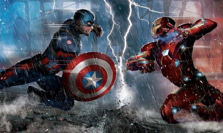 """Fan Marvel """"phát sốt"""" với trailer đầu tiên của 'Civil War'"""