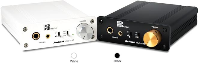 Audinst HUD-DX1 chính thức ra mắt, hỗ trợ giải mã DSD/DXD native