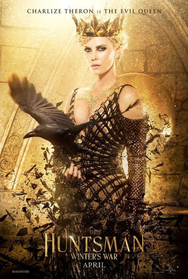 Hai nữ hoàng đẹp mê người trong trailer 'The Huntsman: Winter's War'