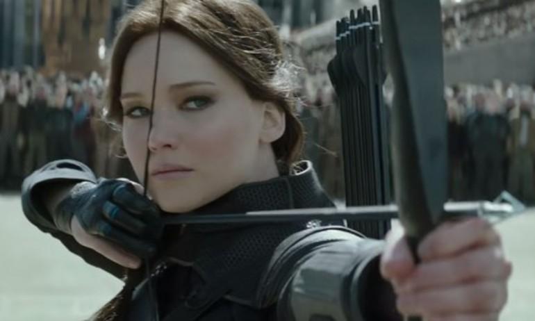 'Húng nhại 2' kém phong độ nhất trong series 'The Hunger Games'
