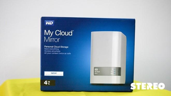 WD My Cloud Mirror: giải pháp NAS dành cho cá nhân