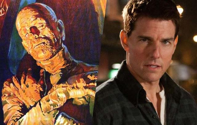"""Kinh điển """"Xác Ướp Ai Cập"""" sẽ được Tom Cruise hồi sinh"""
