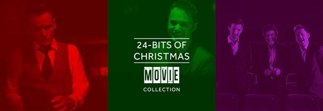 Linn tặng miễn phí album nhạc 24-bit cho Giáng Sinh