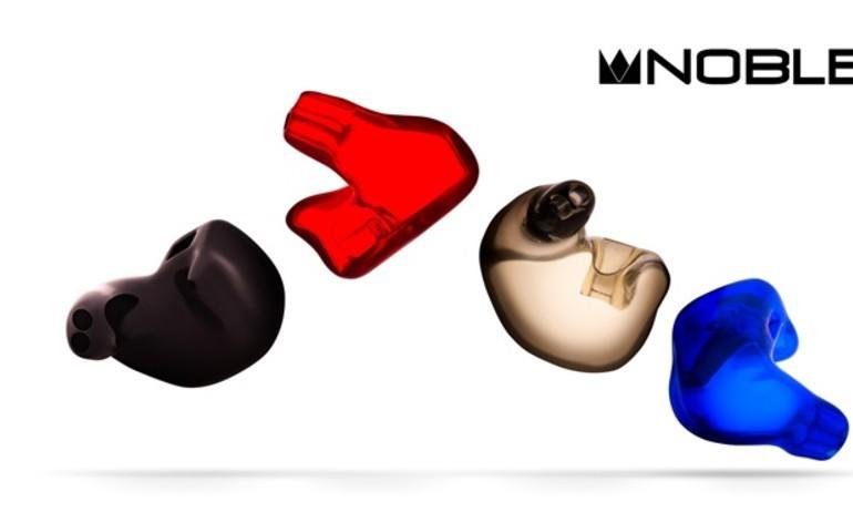 Noble áp dụng công nghệ in 3D SLA cho các mẫu tai nghe custom IEM mới