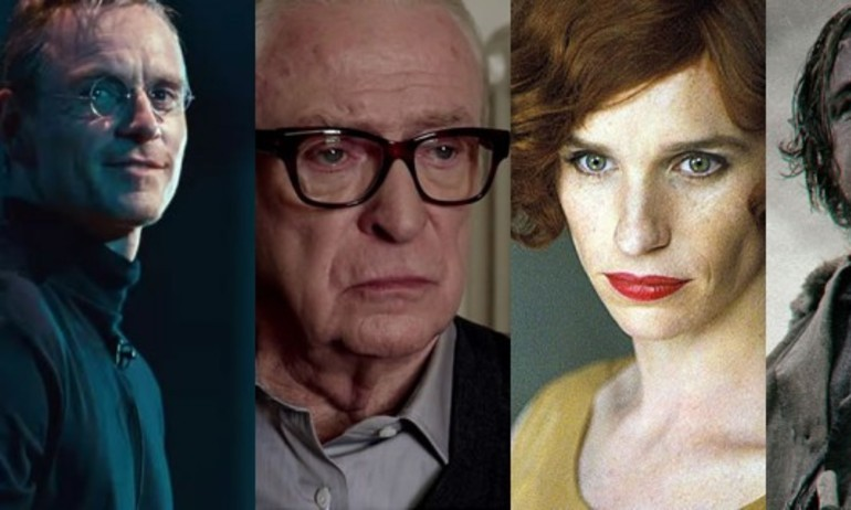 Oscar 2016: Cuộc bám đuổi sát nút của các quý ông