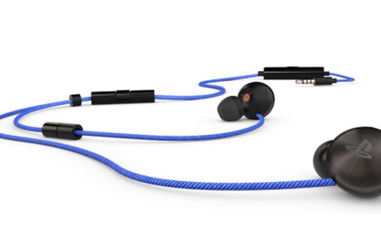 Sony ra mắt In ear headset mới dành cho PS4, ra mắt tháng 12