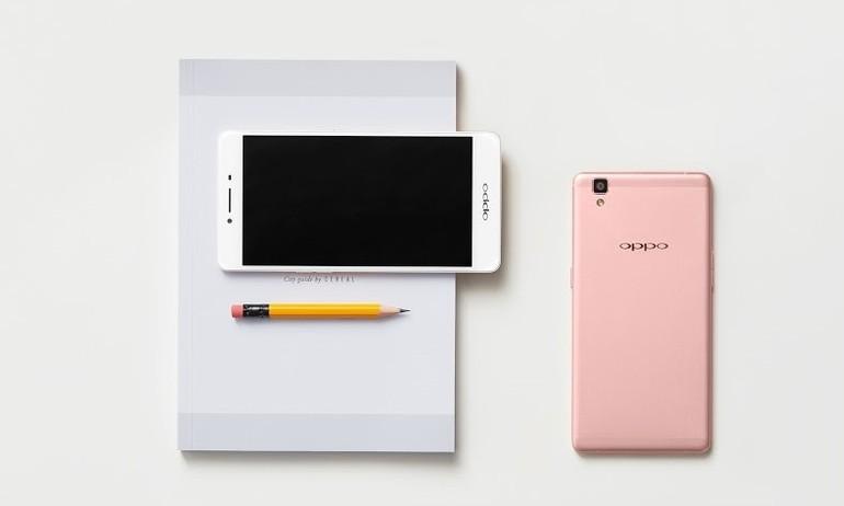 OPPO ra mắt R7s: Siêu phẩm thời trang RAM 4GB, giá 9,5 triệu đồng