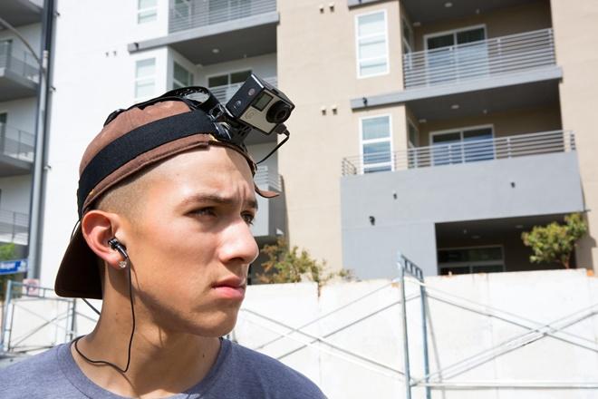 Roland WEARPRO – Binaural microphone dành cho GoPro