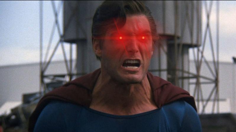 Superman phiên bản kinh dị
