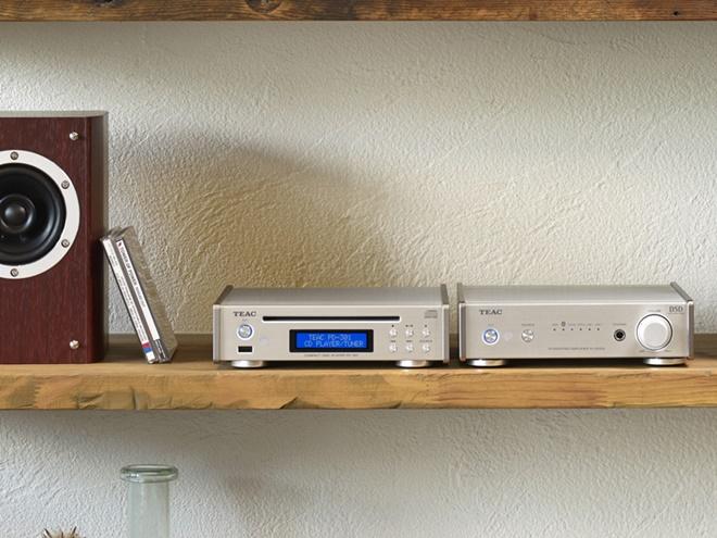 TEAC PD-301 – đầu CD Player nhỏ gọn đa dụng chất lượng cao