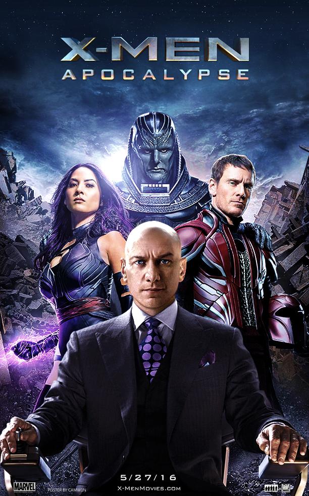"""Ai có năng lực vô dụng nhất trong """"X-Men: Apocalypse'?"""